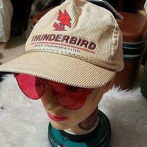 Accessories - Super cool, Thunderbird, corduroy hat!!